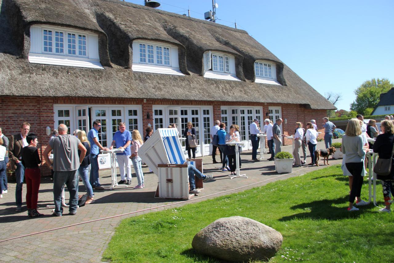 Kaamp-Hüs in Kampen auf Sylt